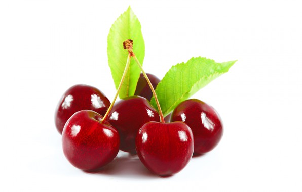 Picture macro, cherry, berry, cherry