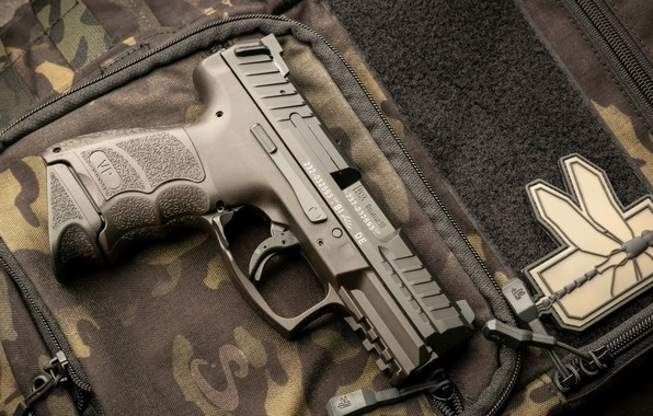 Picture gun, Weapons, gun, pistol, weapon, Tactical, Heckler Koch, Tactical, VP9, Heckler & Koch, HK VP9 …