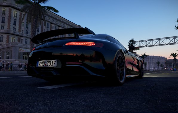 Picture Mercedes-Benz, Project CARS 2, game screenshot