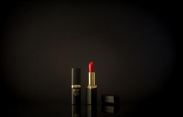 Picture lipstick, red, L'oreal