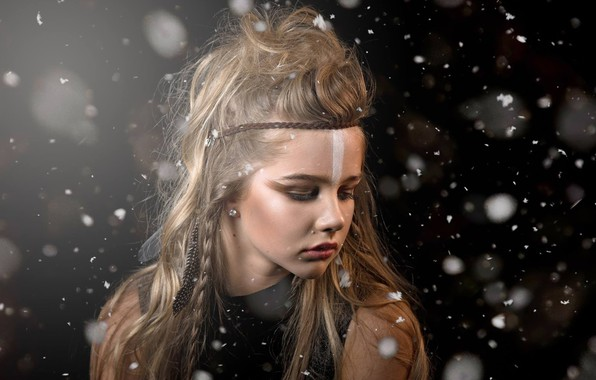 Picture model, hair, portrait, makeup, girl, hairstyle, Skyla Jay Carpenter