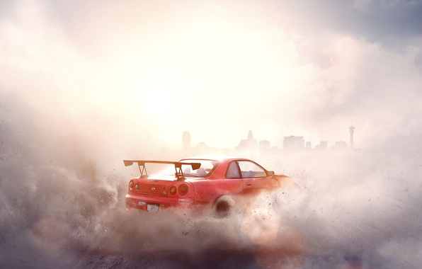 Picture Need for Speed, Nissan Skyline, Electronic Arts, Ghost Games, Need for Speed: Payback
