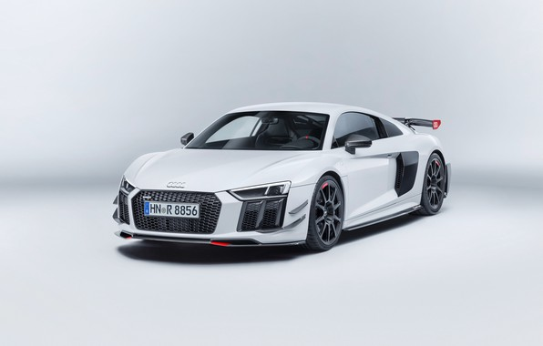 Picture car, Audi, logo, Audi R8