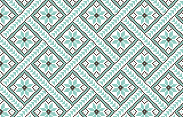 Picture pattern, vector, texture, ornament, embroidery