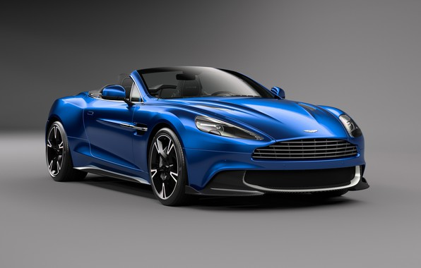 Picture Aston Martin, coupe, Vanquish S, Volante