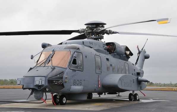 Picture Canada, helicopter, With, attack helicopter, Sikorsky CH-148 Cyclone