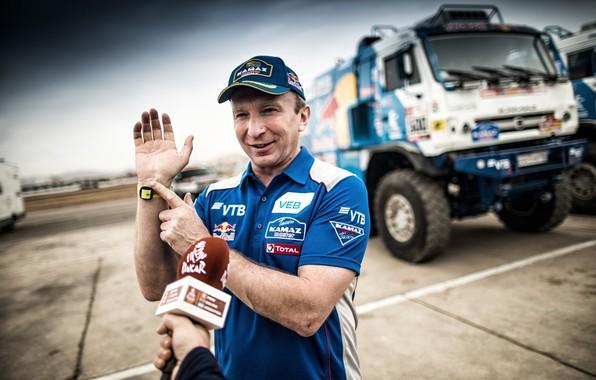 Picture Truck, Master, Russia, Kamaz, Rally, Dakar, KAMAZ-master, Dakar, Vladimir Chagin, KAMAZ, Chagin, Champion, Master, Best, …