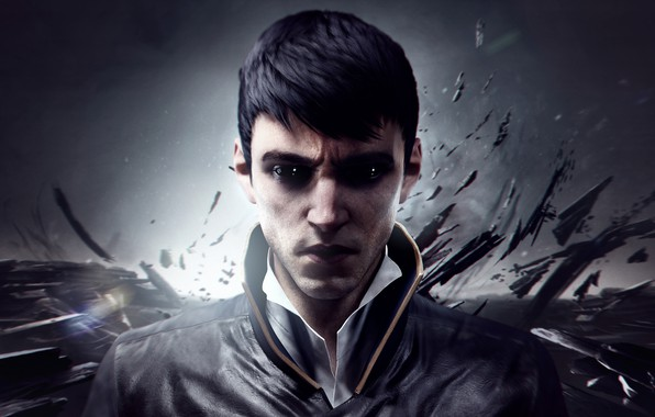 Picture Bethesda Softworks, Bethesda, Arkane Studios, Dishonored 2, The Outsider