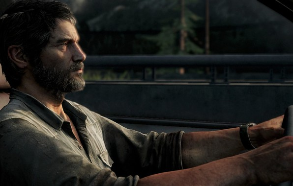 Picture The Last of Us, Joel, Some of us