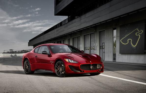 Picture Maserati, GranTurismo, Maserati, GranTurismo