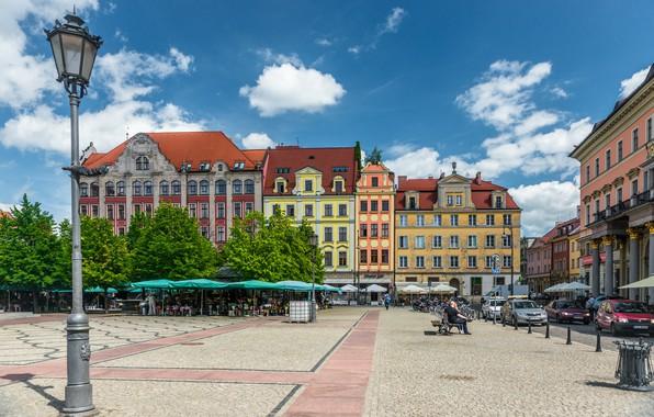 Picture Street, Poland, Building, Architecture, Street, Poland, Town, Architecture, Wroclaw, Wroclaw