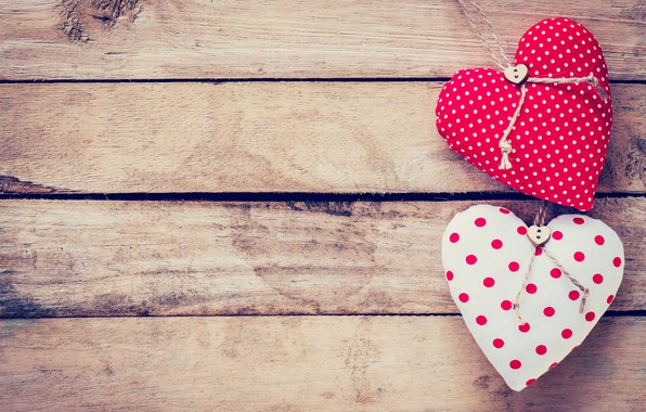 Picture background, holiday, hearts, Valentine's day