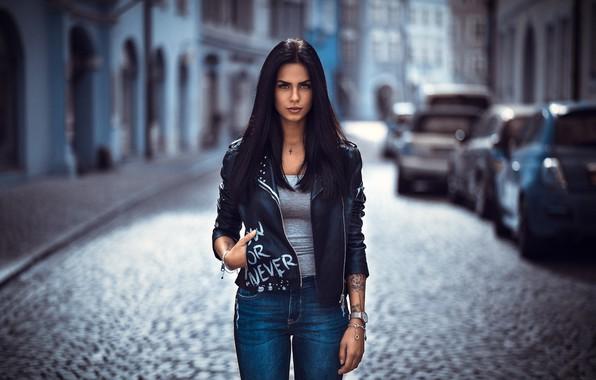 Picture girl, model, Marlen Alvarez Valderrama