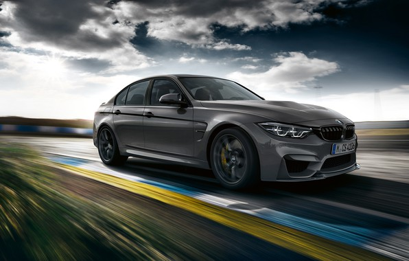 Photo wallpaper F80, BMW M3 CS, 2018