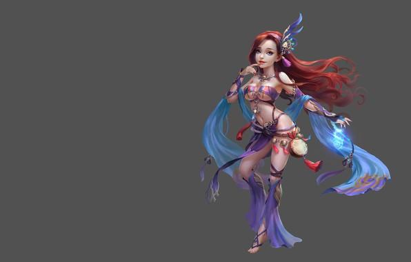 Picture the game, Chaos, Online, costume design, xiaomaijishou. Kang