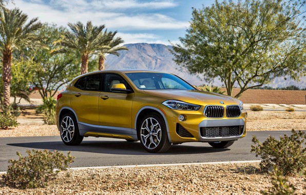 Picture BMW, BMW, crossover, F39, X2 M