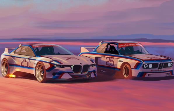 Wallpaper Concept, Auto, Figure, Machine, BMW, Art, Hommage ...
