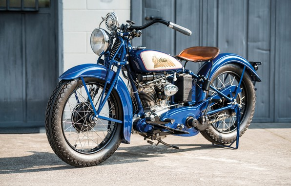 Picture Classic, Motorcycle, Indian
