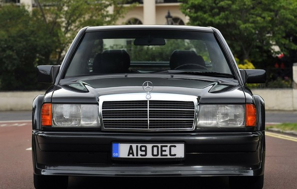 Picture Mercedes-Benz, Evolution, 190, W201