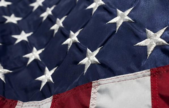 Picture flag, America, United States, USA, U.S., United States Of America, America, Stars and Stripes, The …