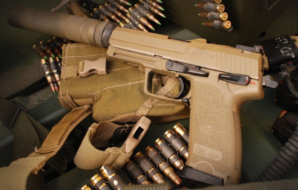 Picture gun, Weapons, gun, pistol, weapon, Tactical, Yusp, USP, Heckler Koch, Tactical, 45 ACP, Heckler & …