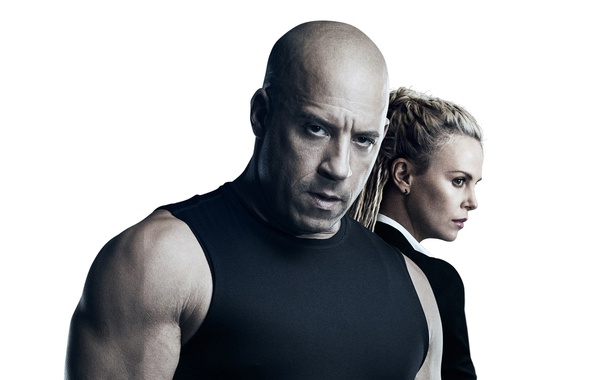 Picture Movie, The Fate of the Furious, Fast and furious 8