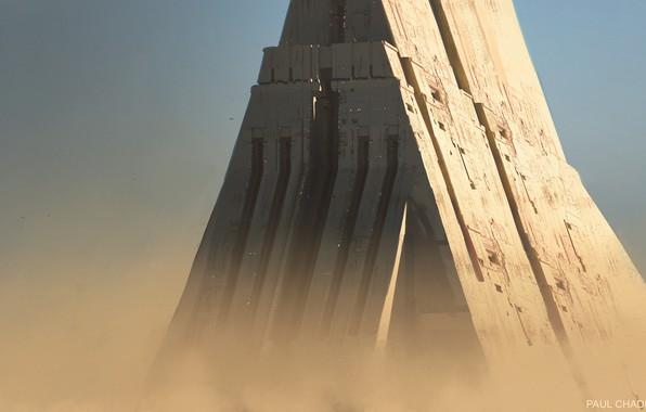 Picture the sky, Stargate, transport, construction, gigantism