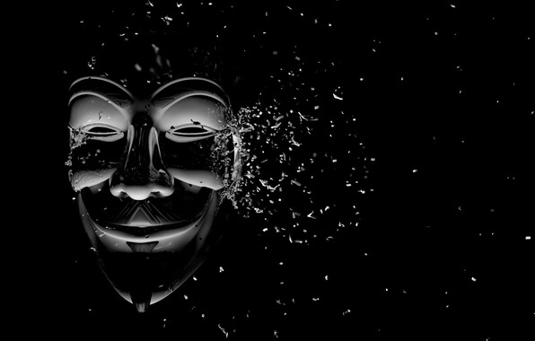 Picture Mask, Rendering, Mask, Guy Fawkes, Render