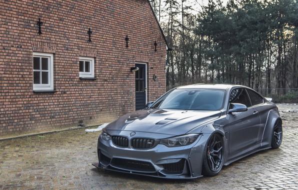 Picture BMW, Liberty, Walk, M4