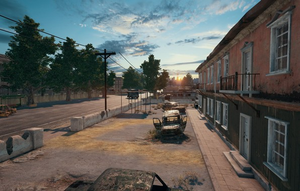 Picture game, the game, game, games, playerunknown, pubg