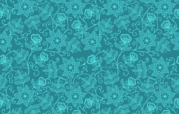 Photo Wallpaper Vector Flower Texture Wallpapers Pattern Seamless Textile