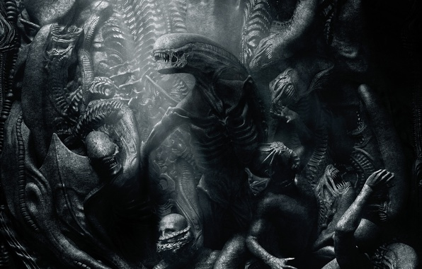 Picture The film, Movie, Alien: Covenant, Alien: Paradise Lost, Alien: Paradise Lost, Alien: Covenant