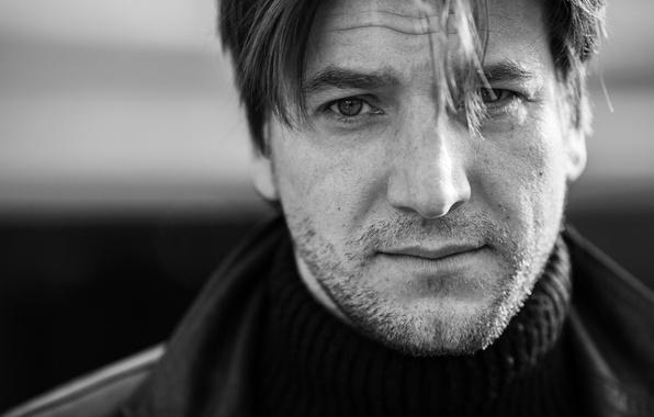 Picture portrait, actor, COP wars, Alexander Ustyugov
