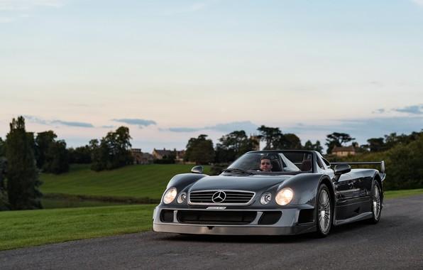 Picture sports car, Mercedes-AMG, Mercedes-Benz CLK GTR AMG