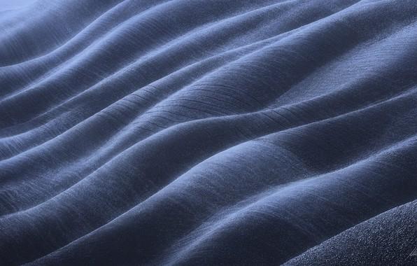 Picture light, hills, field, texture, overflow