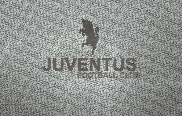 Picture letters, grey, silver, logo, juventus_football_club