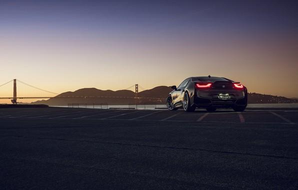 Picture BMW, San Francisco, Rear, I8, Autovault