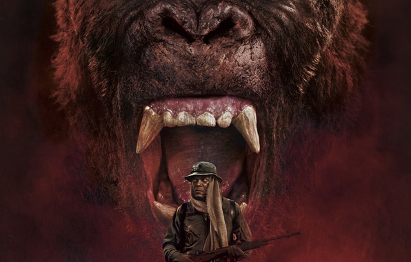 Wallpaper The Film, Movie, King Kong: Skull Island, Kong