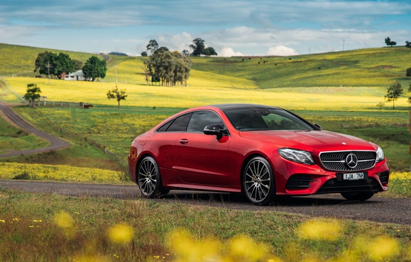 Picture coupe, Mercedes-Benz, E-class, Mercedes, AMG, Coupe, C238