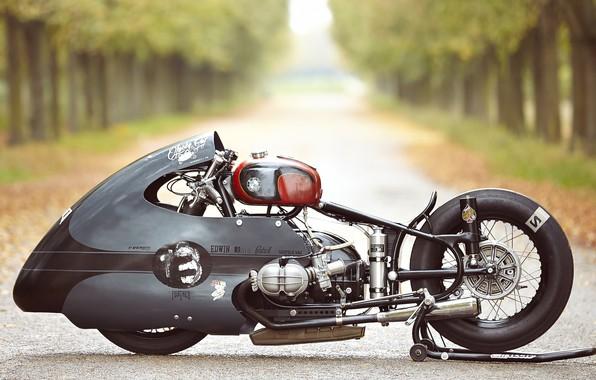 Picture photo, Moto, BMW, bike, Sprintbeemer by Lucky Cat Garage
