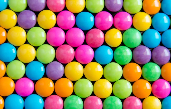 Photo wallpaper background, rainbow, colorful, candy, sweets, background, sweet, candy