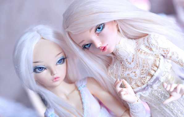 Picture mood, toys, doll