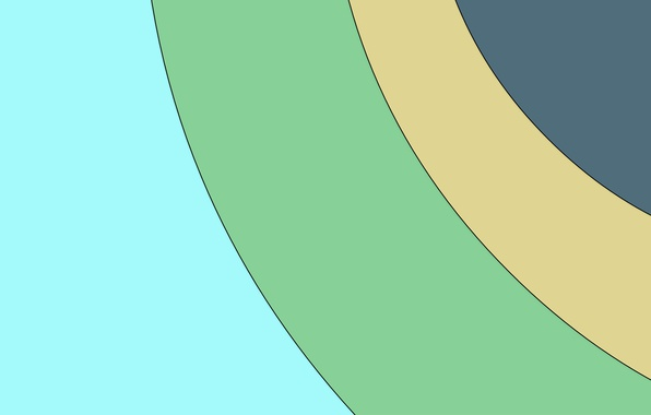 Picture circles, abstraction, Wallpaper, wallpaper, color, material