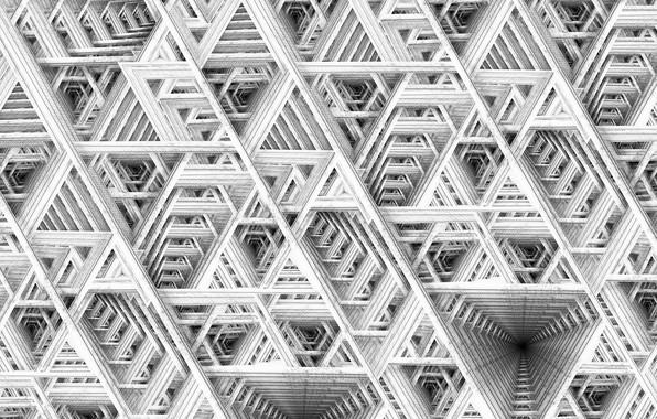 Picture texture, art, maze, fractal, Jan Jämsén, Fractal artworks 2017