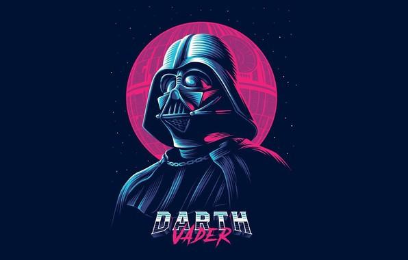 Picture Star Wars, Background, Darth Vader, Darth Vader, The Death Star, Starwars, Death Star, Synthpop, Darkwave, …