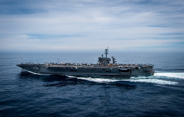 Picture army, Navy, aircraft carrier, USS Theodore Roosevelt, CVN 71