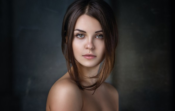 Picture Girl, Photo, Look, Model, Lips, Face, Girl, Hair, Eyes, Portrait, Brunette, Brunette, Model, Dasha, Beauty, …