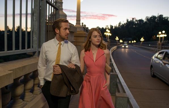 Picture romance, drama, Emma Stone, Comedy, Emma Stone, Ryan Gosling, Ryan Gosling, the musical, La-La Land, …