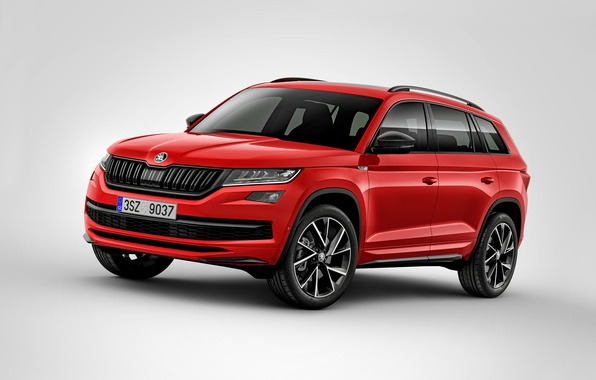 Picture background, Skoda, SUV, Skoda, Kodiaq
