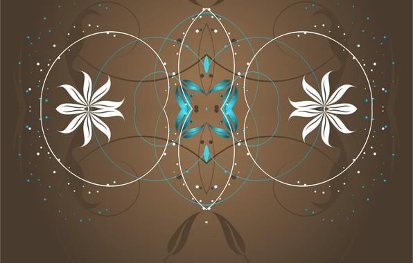 Picture patterns, ornament, symmetry